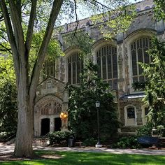 A Stroll Through Campus with a Graduating Senior | University of Michigan Office of Undergraduate Admissions Long Flights, College Years, University Of Michigan, Historical Architecture, Ann Arbor, Evergreen, Explore, Mansions, House Styles
