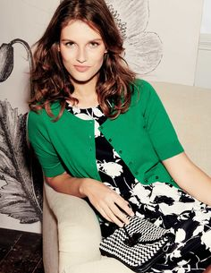 Green with envy. #Boden #SS15