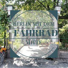 Berlin mit dem Fahrrad - Mitte #Berlin #Mite #Fahrrad