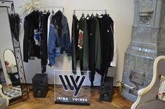 Wardrobe Rack, Showroom, Furniture, Home Decor, Decoration Home, Room Decor, Home Furnishings, Fashion Showroom, Arredamento