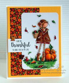I am so thankful | Paper Cuts