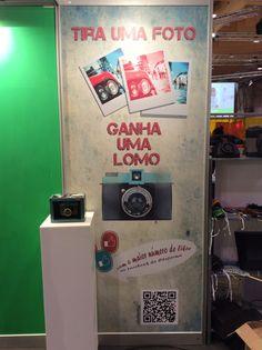 Sabes que podes ganhar uma máquina fotográfica Lomo com a tua visita ao stand do Citeforma na Futurália? Consulta o regulamento em https://www.facebook.com/Citeforma