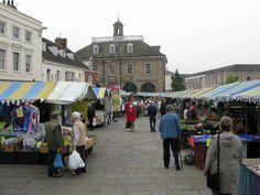 Warwick Market