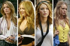 A Farewell Tribute to Serena van der Woodsen's Cleavage, the Real Star of Gossip Girl