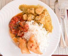 Colombo de poulet : Recette de Colombo de poulet - Marmiton