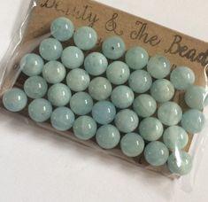 8mm LAPIS LAZULI Matte Round Beads Denim Blue Frosted Natural Gemstone gla0020