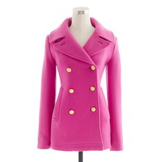 Majesty peacoat....almost bought this today while in J. Crew and I talked myself out of it.....going back tomorrow.