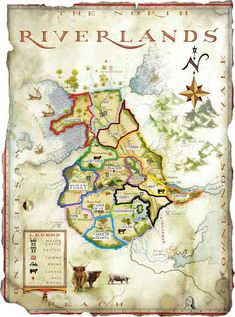 Post with 13844 views. revised maps of the seven kingdoms Game Of Thrones Story, Arte Game Of Thrones, Game Of Thrones Books, High Fantasy, Fantasy Series, Medieval Fantasy, Game Of Thrones Westeros, Westeros Map, Fantasy World Map
