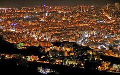 On a Lebanese Night