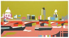 Paul Catherall: Cityscape II