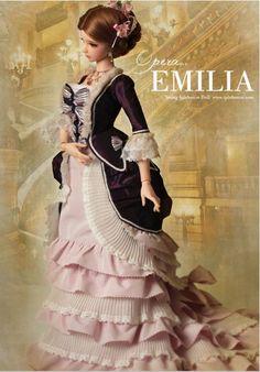 Emilia_Iplehouse nYID girl limited edition