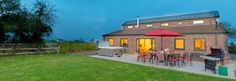 This Dutch Barn has been transformed into spacious holiday accommodation whilst staying true to the aesthetic of the original building. Somerset Levels, Listed Building, Holiday Accommodation, Stay True, Sustainable Architecture, New Builds, Dutch, Barn, Contemporary