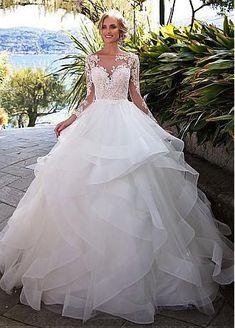 Discount Wedding Dresses,Plus Size Wedding Dresses Wholesale -magbridal.com