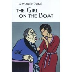 The Girl on the Boat [Hardcover]