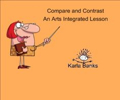 This is an arts integrated lesson that teaches the concepts compare and contrast. It compares and contrasts both the lives and then the art work of Rousseau and O'Keeffe. This lesson also teaches students to use a venn diagram to organize their information. Everything you need to teach this lesson is included. There is also a step by step lesson plan on the last page of the file. (All background knowledge of the artists are included in the file.)
