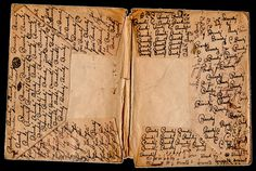 A man named  Jiru Parovsky was practicing his signature inside an old book......