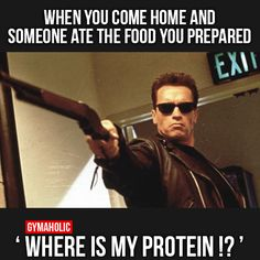 When You Come Home And Someone At The Food You Prepared More motivation ->…