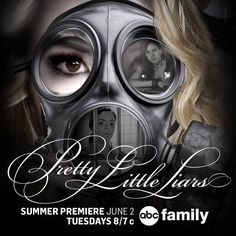 #PrettyLittleLiars Summer Premiere June 2, Tuesday at 8/7c @ABCFamilyTV
