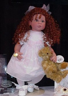 leemiddletondolls | Toy Fair Index 2002: Lee Middleton Dolls