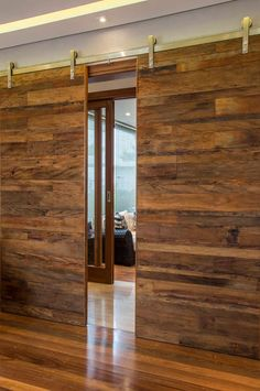 Leading 30 Storage Room Door Suggestions to Try to Make Your Room Neat and also Roomy Door Design, House Design, Interior Closet Doors, Interior Architecture, Interior Design, Pole Barn Homes, Sliding Doors, Sweet Home, New Homes