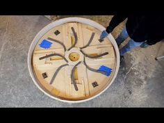 Is This Homemade Expanding Table Magic? - Digg