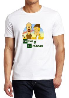 Amazon.com: Beavis and Butt - Head Parody Funny Shirt Custom Fruit of the Loom T-shirt: Clothing