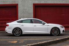 2018 Audi S5 Sportback side profile