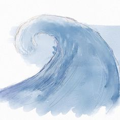 #wave #painting experimenting with #sketchespro