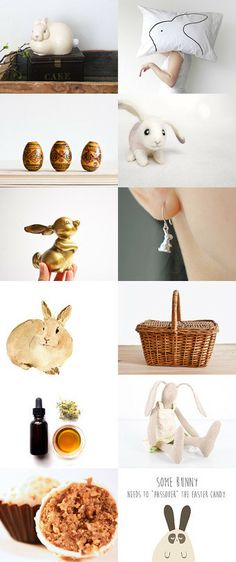 funny bunny by Chelsey Adams on Etsy--Pinned with TreasuryPin.com