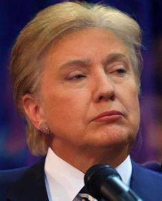 Hilary just got Trump'd pic.twitter.com/uc4e43yYEl http://ibeebz.com