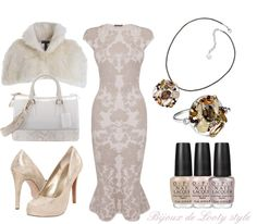 """""""Glamour & Elegance for Winter"""" by bijouxdelooty on Polyvore"""