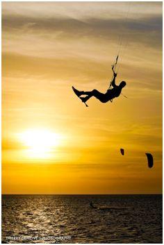 Destin kitesurfing!