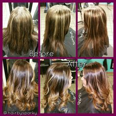 From highlights to balayage