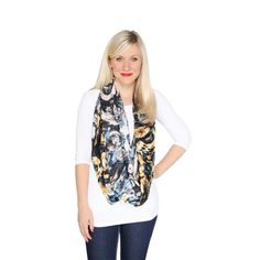 Van Gogh Doctor Who Infinity Scarf by HerUniverse... Dang, I need this!