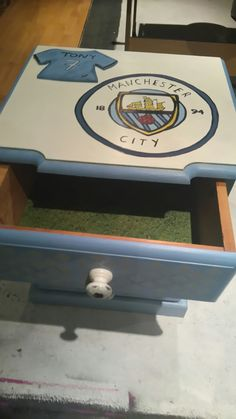 Man city locker