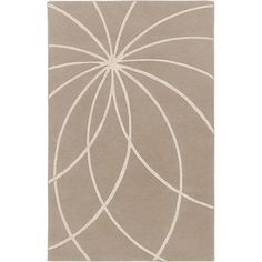 @Overstock.com - Hand-tufted Expo Safari Tan Floral Wool Rug (5' x 8') - Hand-tufted from wool this rug features a casual design with a plush pile. This rug will bring great style to any room.  http://www.overstock.com/Home-Garden/Hand-tufted-Expo-Safari-Tan-Floral-Wool-Rug-5-x-8/7614770/product.html?CID=214117 $215.85