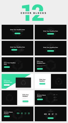 160 Brand New Page Blocks - Joomla Website Builder Gridbox Design Web, Fashion Web Design, Web Design Services, Graphic Design Tips, Web Design Tutorials, Page Design, Tool Design, Design Templates, Design Ideas