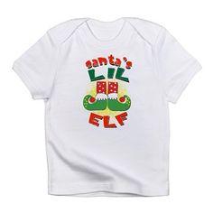 Santa's Little Elf Infant T-Shirt> Santa's Little Elf> Design Bear Shop