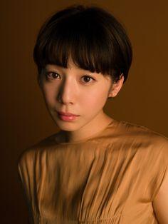 yurinanasaki: GOETHE 2月号model : KAHOtext : Takako Sunagastyling : 仲子菜穂hair & make-up : Sayuri YAMASHITAphoto : Yuri Nanasaki