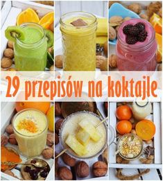 Juice Smoothie, Fruit Smoothies, Healthy Smoothies, Loose Weight Food, Raw Food Recipes, Healthy Recipes, Healthy Food, Breakfast Options, Healthy Juices