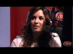 Demi Lovato -  Z103.5 Interview