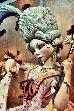 Exposición del Ninot 2015 - Falla Maestro Gozalbo-Conde Altea (Valencia - Spain) Hispanic Art, Altea, Design Museum, Caricature, Storytelling, Sculptures, Statues, Festivals, Celebrations