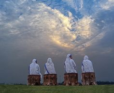 Four Saints by Indranil Dutta on 500px