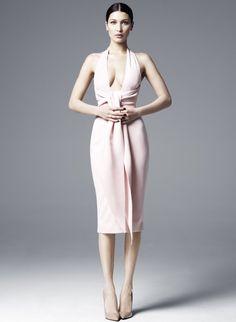 Белла Хадид для рекламной кампании Misha's Gold (Интернет-журнал ETODAY)