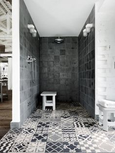 AphroChic: Bring Cultural Style Home With Modern Tiles