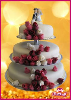 Die 43 Besten Bilder Von Hochzeit Beautiful Wedding Cakes