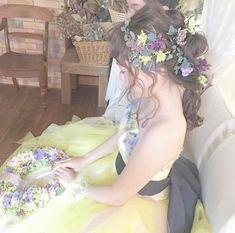 花嫁ヘアは【ポニーテール】で決まり!おしゃれなアレンジ15選 Hair Arrange, Pirates Of The Caribbean, Bridal Hair, Marriage, Hair Beauty, Flower Girl Dresses, Hairstyle, Wedding Dresses, Instagram