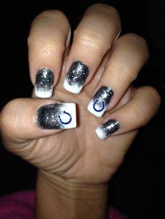 Colts nails! <3