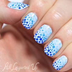 One of the most useful tools in any nail art kit is a dotting tool. Whether you are a beginner or an expert nail artist, a set of multi-sized dotters will serve you well. From simple polka dot patterns...