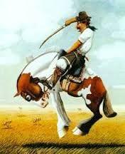 Imagen relacionada Gaucho, Western Art, Dory, Westerns, Cartoon, Gift, Fine Art Paintings, Watercolor Painting, Paintings